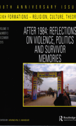 After 1984. Reflections on Violence, Politics and Survivor Memories