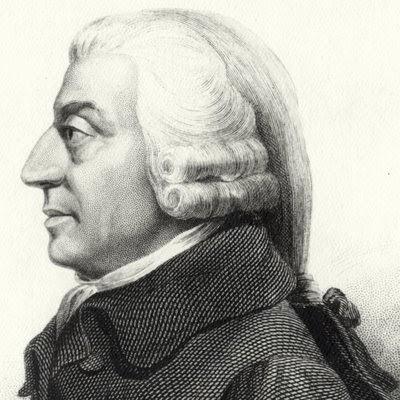 Photo of Adam Smith