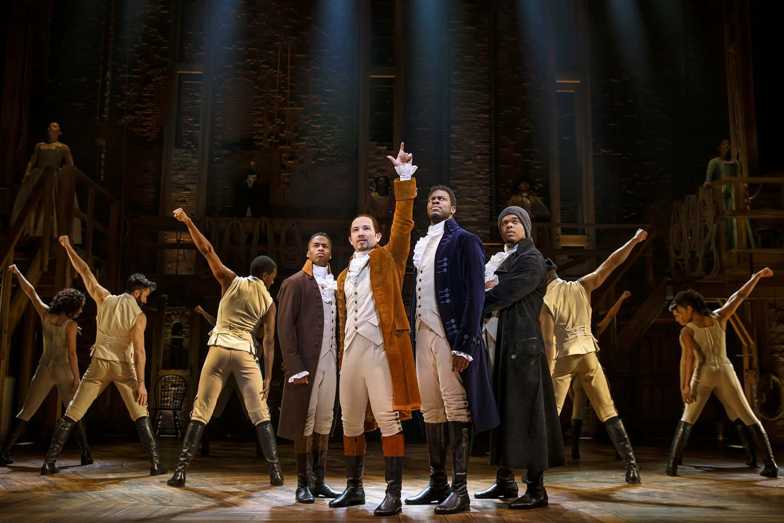 Photo of Hamilton: The Musical