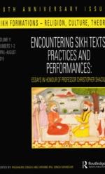 Encountering Sikh Texts